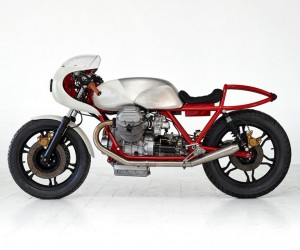 Moto Guzzi Airtale by Death Machines of London