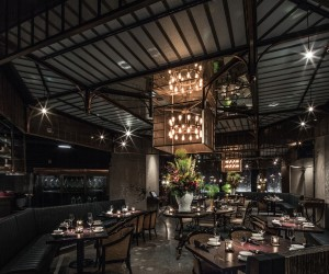 Mott 32 Restaurant designed by Joyce Wang Wins Worlds Best Interior of 2014