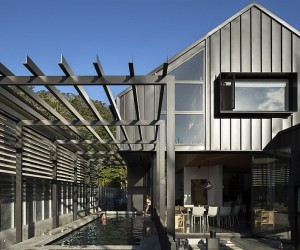 Mount Eden House by Strachan Group Architects
