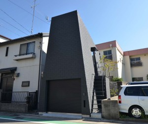 Mountain House by Hiroki  Tomoko Sekiguchi Architects