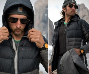 Mountain Standard Hooded Down Jacket