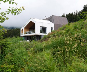 Mountain View House by SoNo architects