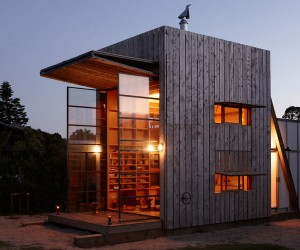 Movable Hut in New Zealand: Whangapoua
