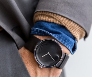 Movado Edge Timepiece Collection by Yves Bhar