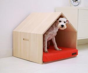 mpup Dog House by Seungji Mun