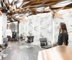 MQ Studio Hair Salon, Beijing, China  CAA