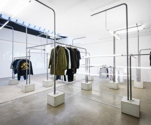 Mr Porter x Beams by Schemata Architects