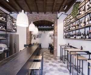 Muddica Bistrot in Milan by DiDeA