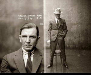 Mugshots from Sydneys Central Police Station in 1920s