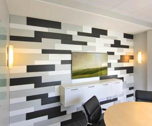 Multi Color Piastra Planks by Soelberg Industries