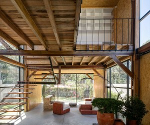 Multi-Generational Family House Promotes a Healthy, Lifestyle