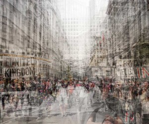 Multilayered Urban Photography by Grant Legassick