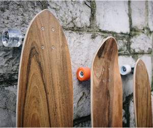 Murksli Handcrafted Wooden Skateboards