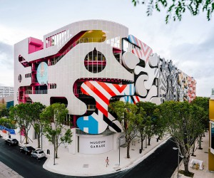 Museum Garage in Miami Design District