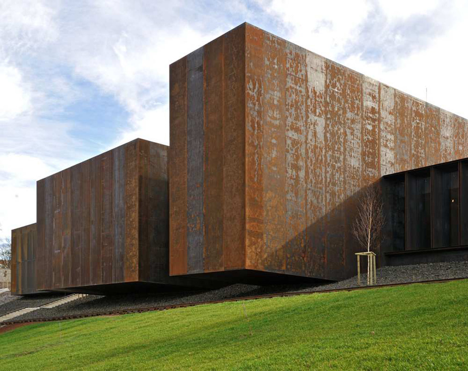 Museum Soulages In Rodez By Rcr Arquitectes