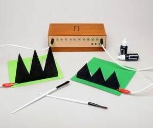 MusicInk Turns Paper Into Musical Instruments
