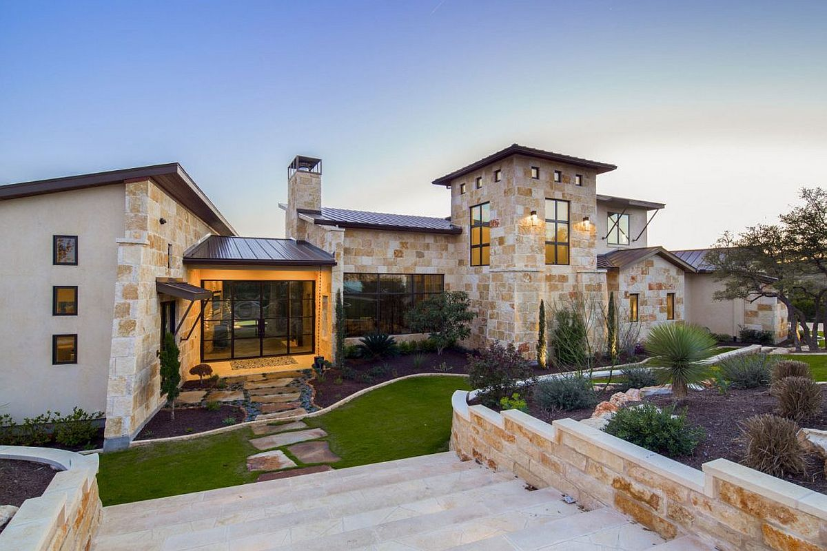 Musket Contemporary In Austin: A Blend Off Rustic Beauty