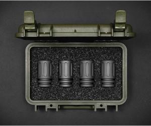 MuzzleShot | Tactical Shot Glass
