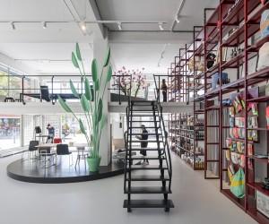 MVRDV Revamps Groos Concept Store in Rotterdam