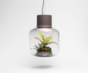 Mygdal Plant Lamp by Nui Studio