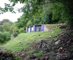 Myrtle Cottage Garden Studio by Stonewood Design