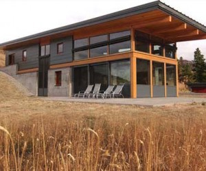 Nahahum Canyon House in Washington by Balance Associates