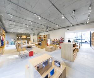 Nakagawa Masashichi Shoten Omotesando by Schemata Architects