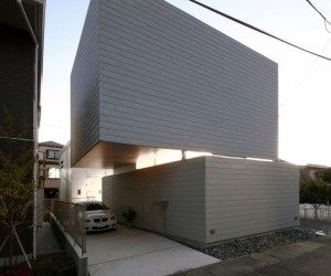 Nakanoshima House by Tetsushi Tominaga Architect  Associates