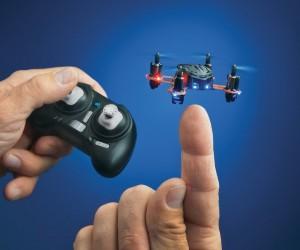 Nano Quad  The Worlds Smallest RC UAV