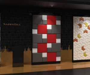 NappaTile to Debut First Showroom at NeoCon 50
