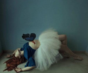Narrative Portrait Photography by Elisa Scascitelli