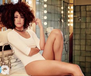 Nathalie Emmanuel Heats Up GQ Magazine