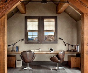 Natural Allure: 25 Home Offices that Celebrate the Charm of Live-Edge Dcor