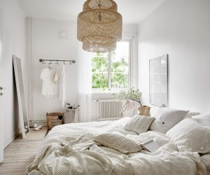 Natural Beauty in a Scandinavian Apartment