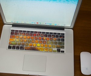 Nebula Keyboard Decals for MacBook