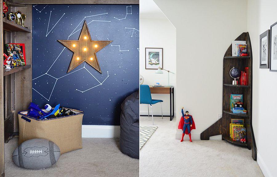 Nebulas And Night Sky Diy Crafts That Add Starry
