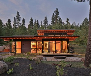 Nelson Preserve Retreat For a Family of Four  Studio Zerbey