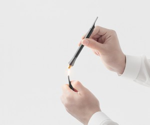 nendo Design An Alternative To Electronic Cigarettes