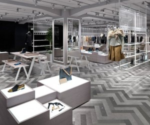 Nendo Redesigns Seibu Womens' Clothing Store