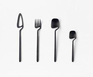 Nendo Skelton Cutlery Collection For Valerie Objects