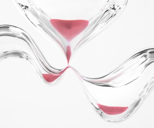 nendo Unveils Reimagined Hourglasses
