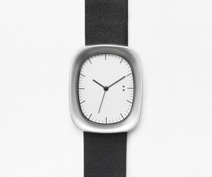 nendo window wristwatch for TEN:TEN