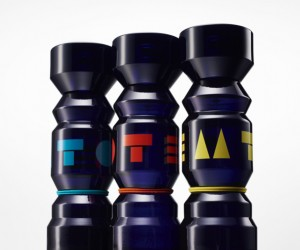 Nendo x KENZO Totem Fragrance Bottle  Logo