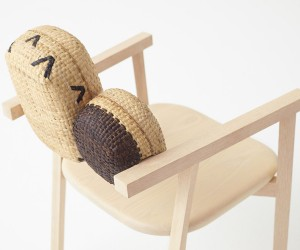 Nendos Tokyo Tribal Furniture Collection for industry