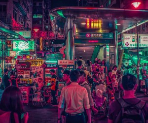 Neo Hong Kong Series by Zaki Abdelmounim