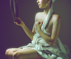 Neoclassical Portrait Series by Thierry Bansront