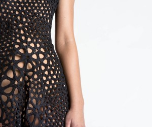Nervous System creates Kinematics 4D Print Dress