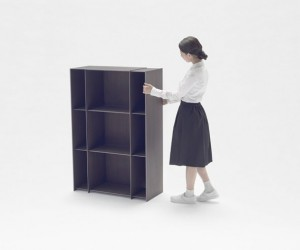 Nest Shelf: The Thin, Strong, Expandable Shelf