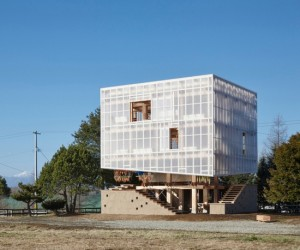 Nest We Grow by UC Berkeley Team  Kengo Kuma  Associates