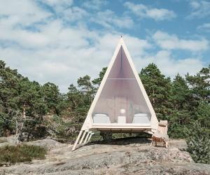Neste Unveils Zero-Footprint Cabin Nolla